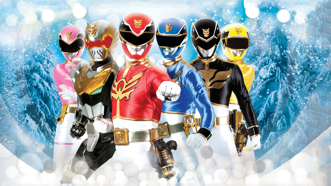 Power Rangers: Megaforce: The Robo Knight Before Christmas